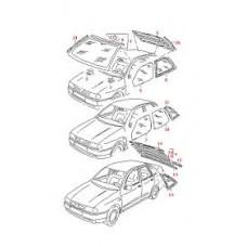 ΦΙΝΙΣΤΡΙΝΙ ΟΠΙΣΘΙΟ ΑΡΙΣΤΕΡΟ ,VW,SEAT ,POLO CLASSIC 1996-2002 ,IBIZA 1993-1999 ,CORDOBA 1993-2002